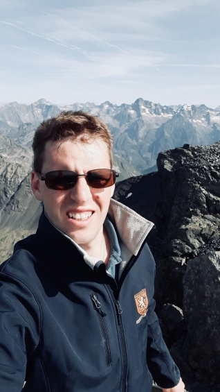 #8 Alex Verdier sur les hauteurs de Gap !