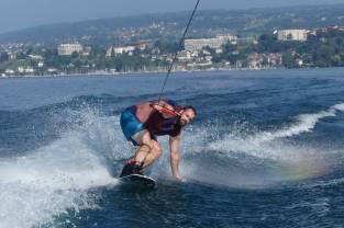 #25 Brice en wake sur le lac d'Annecy !
